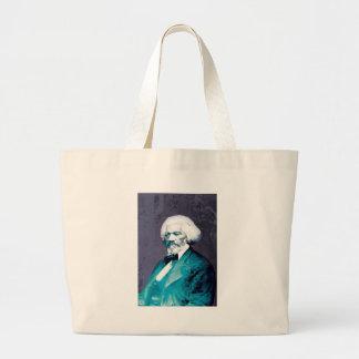 Depósito dos gráficos - retrato de Frederick Bolsa Tote Grande