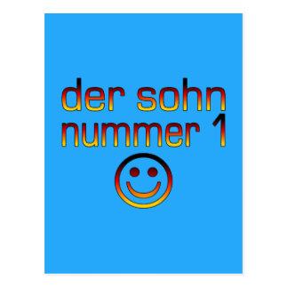 Der Sohn Nummer 1 - filho do número 1 no alemão