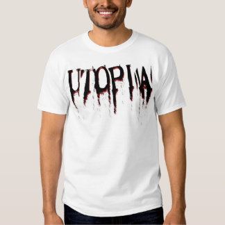 Derramar de Utopia Camisetas