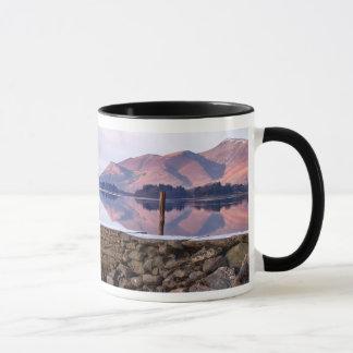 Derwentwater - a caneca do distrito do lago
