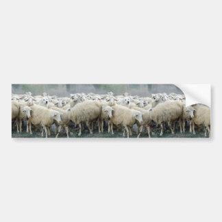 Desafio a ser diferente! Sheepdog que diz… Adesivo Para Carro