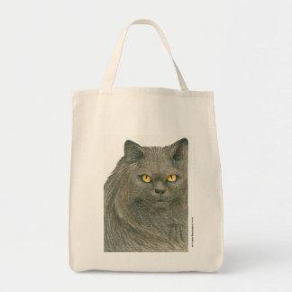 Desafio do gato de Melissa Benson Bolsa Tote