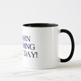 Desaprenda algo cada caneca de café do dia