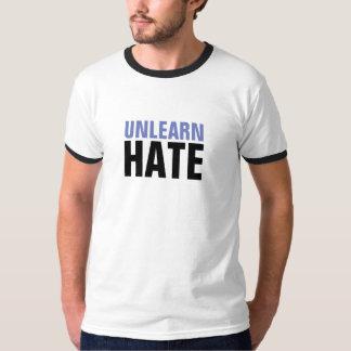 desaprenda o design positivo da camisa da