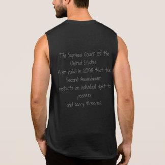 Desarme Texas Camisa Sem Mangas