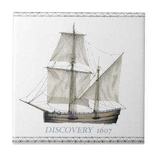 descoberta 1607
