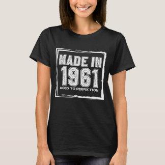 Desde 1961 58th camisa impressionante do