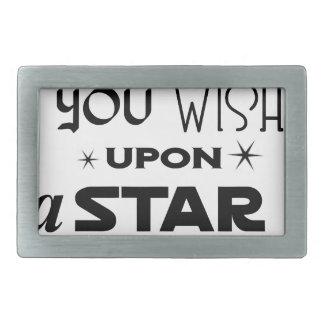 desejo em cima de uma estrela