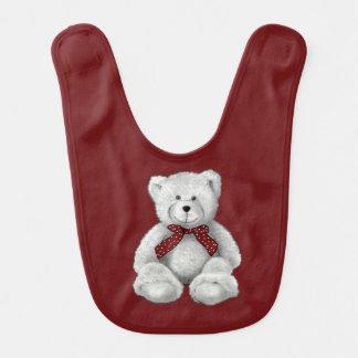 Desenho bonito do urso de ursinho, urso no lápis babador
