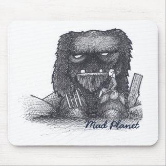 Desenho do coto do troll mousepad