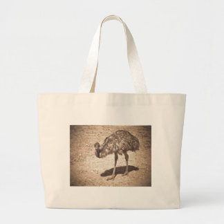 Desenho do Emu Bolsa Para Compra