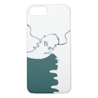 desenho do fantasma das capas de iphone