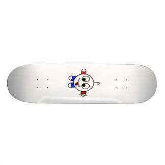 desenho engraçado do gajo shape de skate 18,4cm