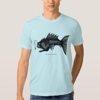 Desenho preto e branco da tinta da caneta dos t-shirts