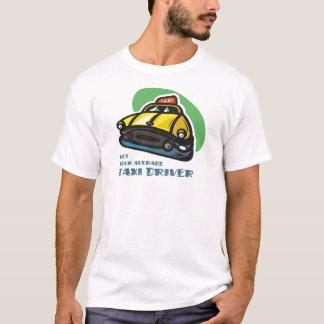 Desenhos animados amarelos do táxi: Não seu Camiseta