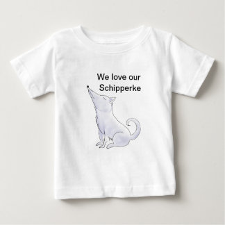 Desenhos animados ariscos engraçados do cão do camiseta