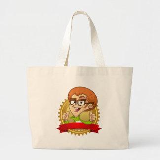 Desenhos animados bolsa para compra