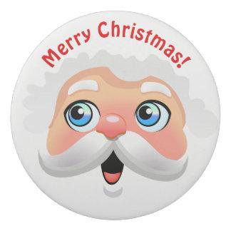 Desenhos animados bonitos de Papai Noel Borracha