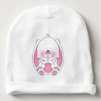 Desenhos animados bonitos do coelho gorro para bebê