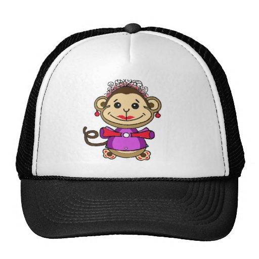 desenhos animados bonitos do macaco, animal adoráv bone
