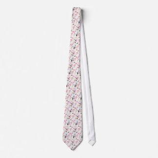 Desenhos animados bonitos gravata