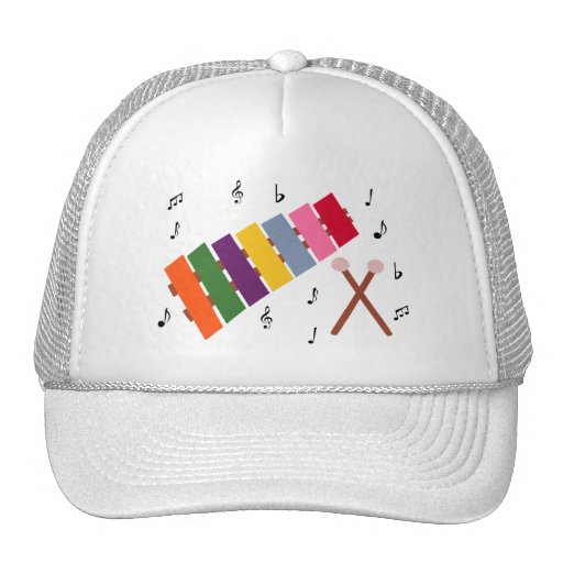 Desenhos animados coloridos do instrumento musical bone