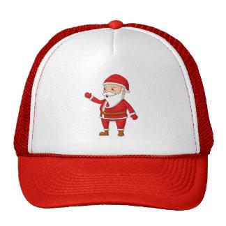Desenhos animados coloridos Papai Noel