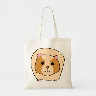 Desenhos animados da cobaia bolsa para compras