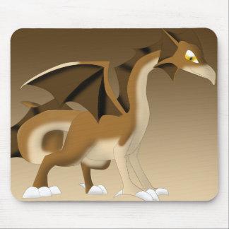 Desenhos animados da fantasia do dragão do