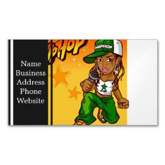 desenhos animados da laranja do verde da menina do