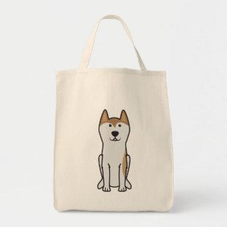 Desenhos animados do cão de Greenland Bolsa