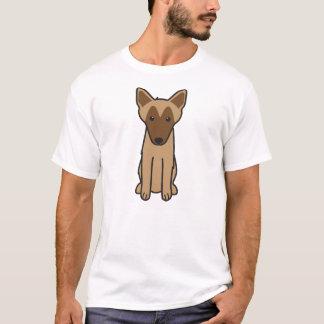 Desenhos animados do cão de Malinois do belga Camiseta