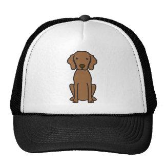 Desenhos animados do cão de Vizsla Boné