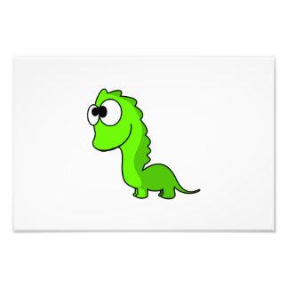 Desenhos animados do dinossauro do bebê artes de fotos