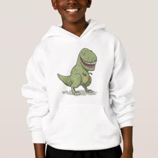 Desenhos animados do dinossauro T Rex