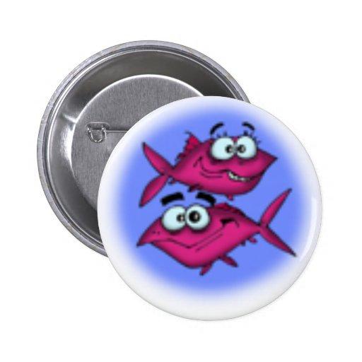 desenhos animados dos peixes botons