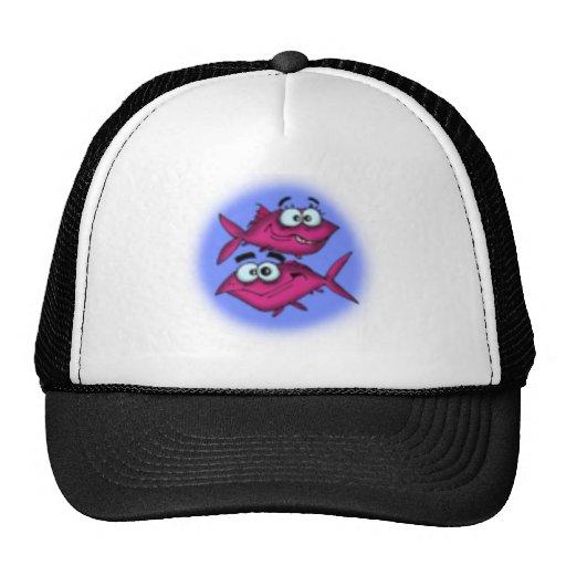desenhos animados dos peixes bone