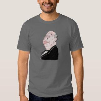 Desenhos animados engraçados da caricatura dos camisetas