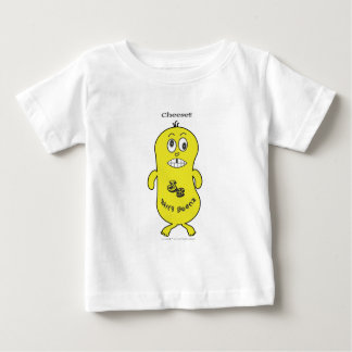 desenhos animados engraçados do smiley face camisetas