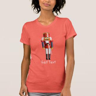 Desenhos animados engraçados do soldado de tshirt