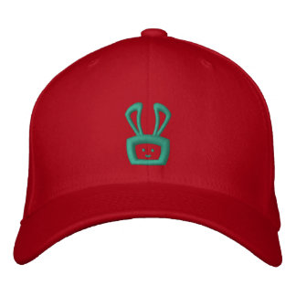 Desenhos animados Oscar ácido o chapéu do coelho Boné Bordado
