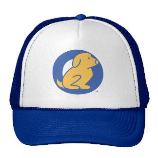 Desenhos animados pelo Logotipo-Chapéu de Sarah Boné