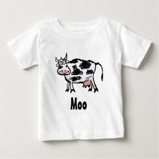 Desenhos animados preto e branco engraçados da camisetas