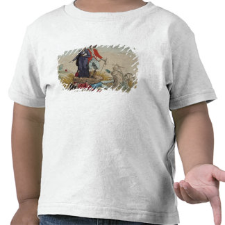 Desenhos animados revolucionários sobre Tithes Camiseta