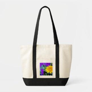 Desenhos de flor bolsa
