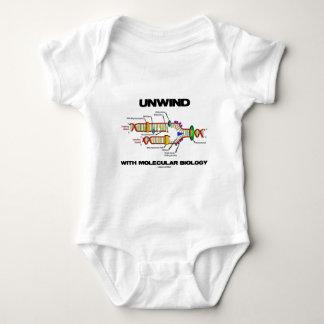Desenrole com biologia molecular (a réplica do body para bebê