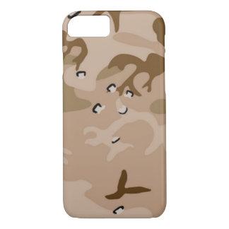 Deserto Camo Capa iPhone 7