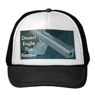 , Deserto Eagle o rapper Boné