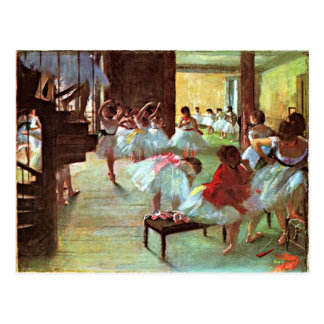 Desgaseifique - a escola do balé cartão postal