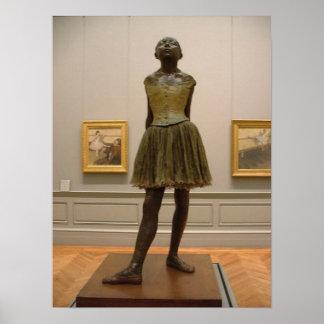 Desgaseifique a escultura do dançarino pôster